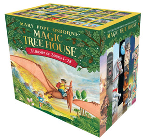 Publisher Boxed Set: The Magic Tree House 28 Book Collection