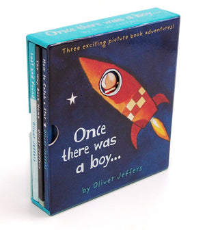Publisher Boxed Set: Once There Was a Boy... 3 Book Collection