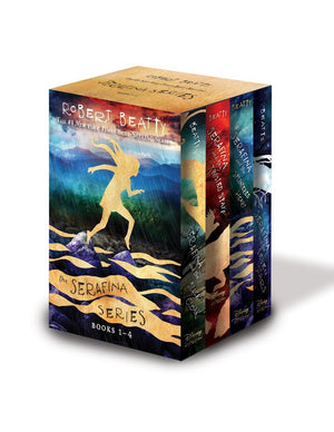 Publisher Boxed Set: Serafina Boxed Set 4 Book Collection