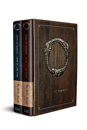 Publisher Box Set: The Elder Scrolls Online - Volumes I & II: The Land & The Lore 2 Book Collection
