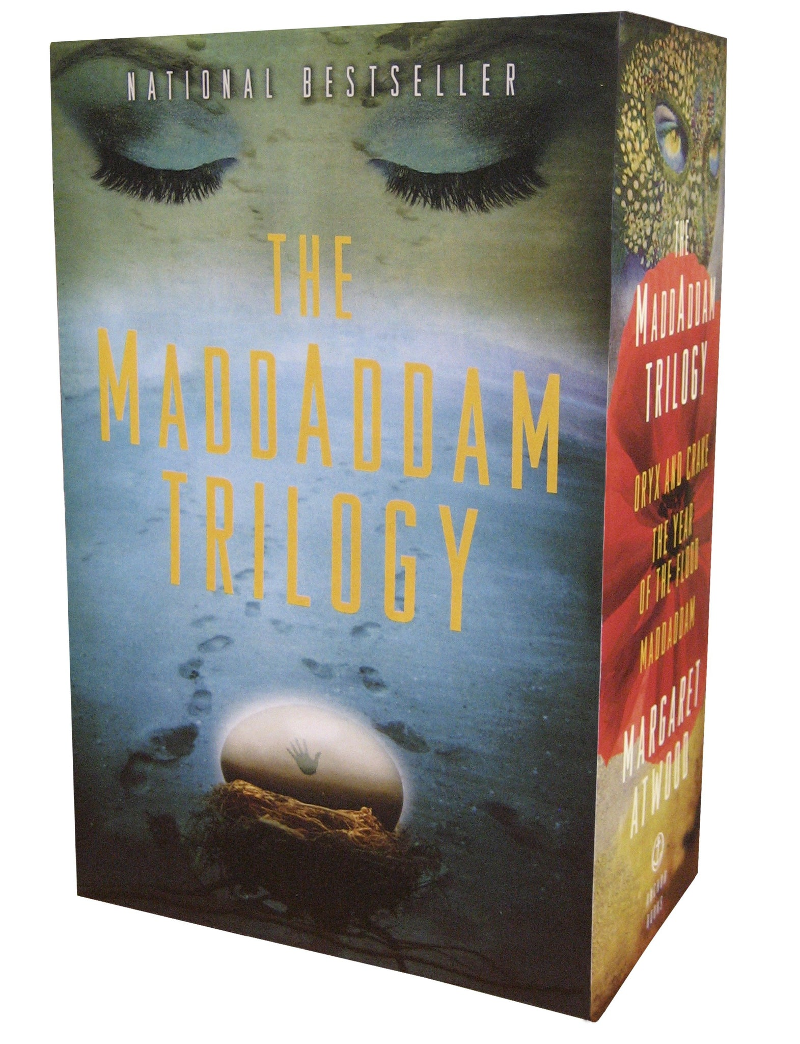 Publisher Boxed Set: The MaddAddam Trilogy