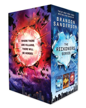 Publisher Boxed Set: The Reckoners Series