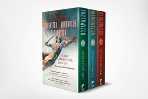 Publisher Boxed Set:  Witchlands HC Boxed Set 3 Book Collection