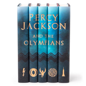 Percy Jackson and the Olympians Set - Jackets Only
