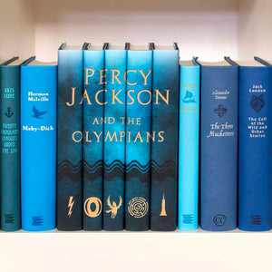 Percy Jackson and the Olympians Set