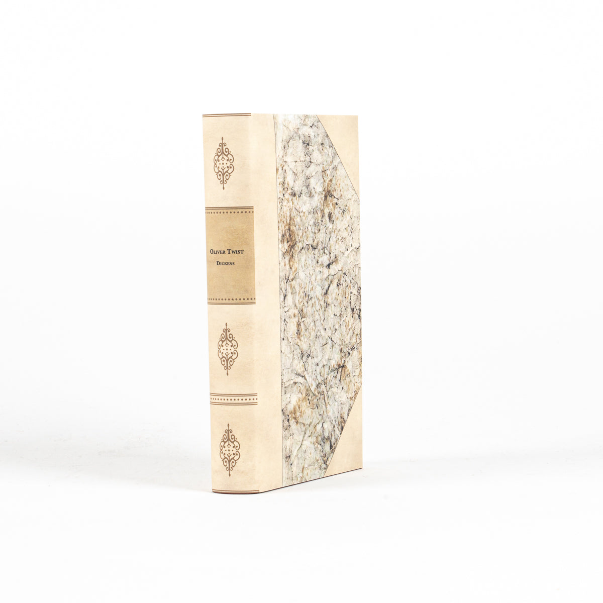 Oliver Twist by Charles Dickens - Vellum Style Jackets