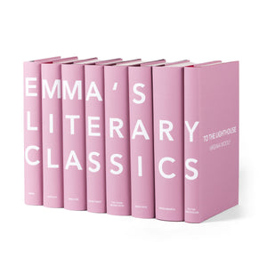 Personalized 8 Book Classics Set