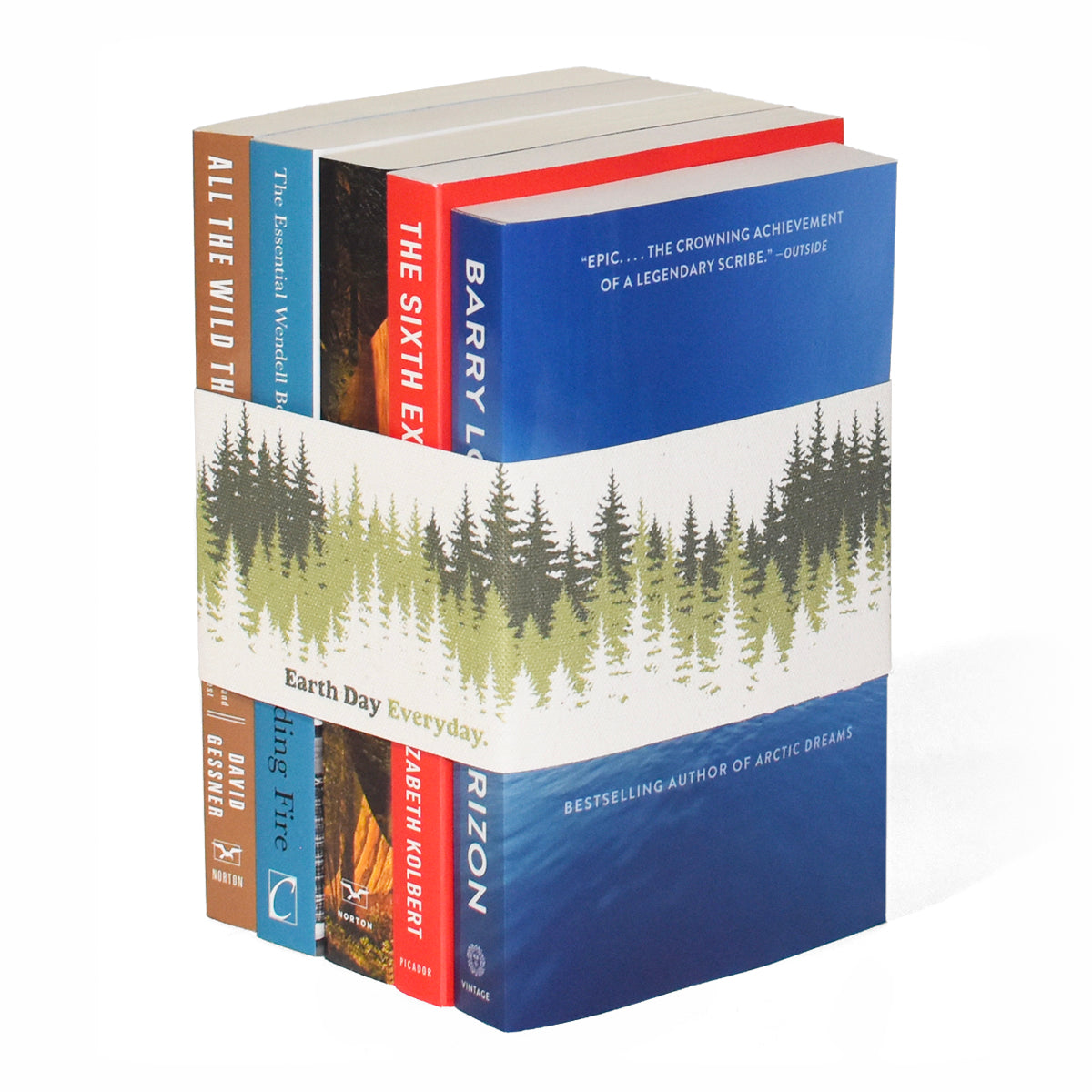 Earth Day Everyday Book Set