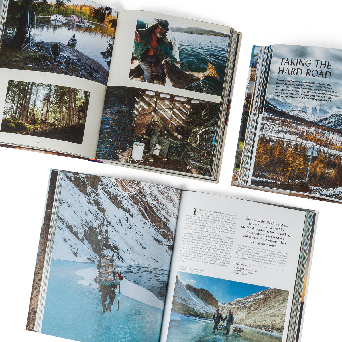 Great Outdoors Book Set