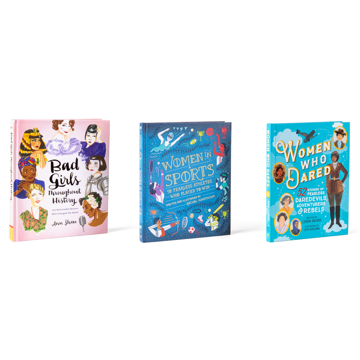 #girlsrule Book Set