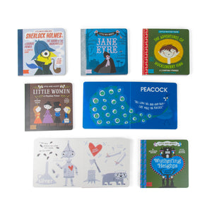 Personalized BabyLit: Stories of Friendship Book Set