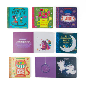 BabyLit: Stories of Imagination Banded Book Set