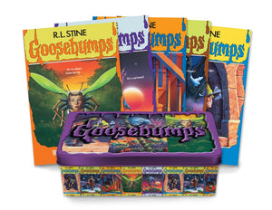 Publisher Boxed Set:  Goosebumps 25th Anniversary Retro Set