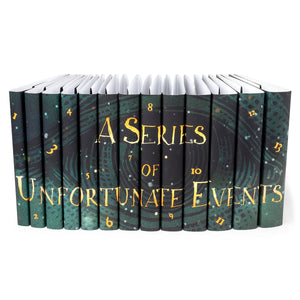 Lemony Snicket's A Series of Unfortunate Events - Jackets Only
