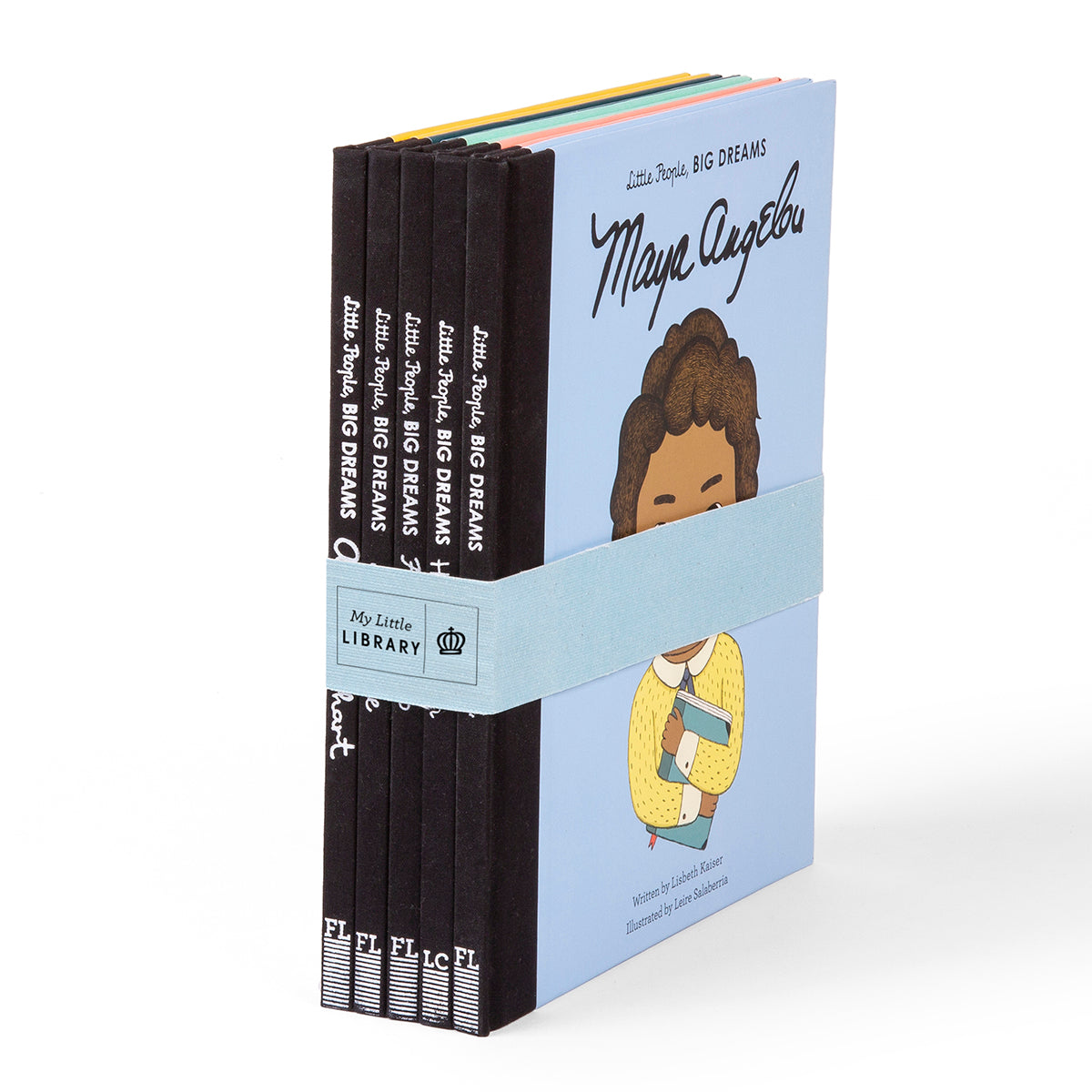Little People, Big Dreams Book Sets