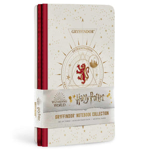 Harry Potter Gryffindor Constellation Sewn Notebook Collection