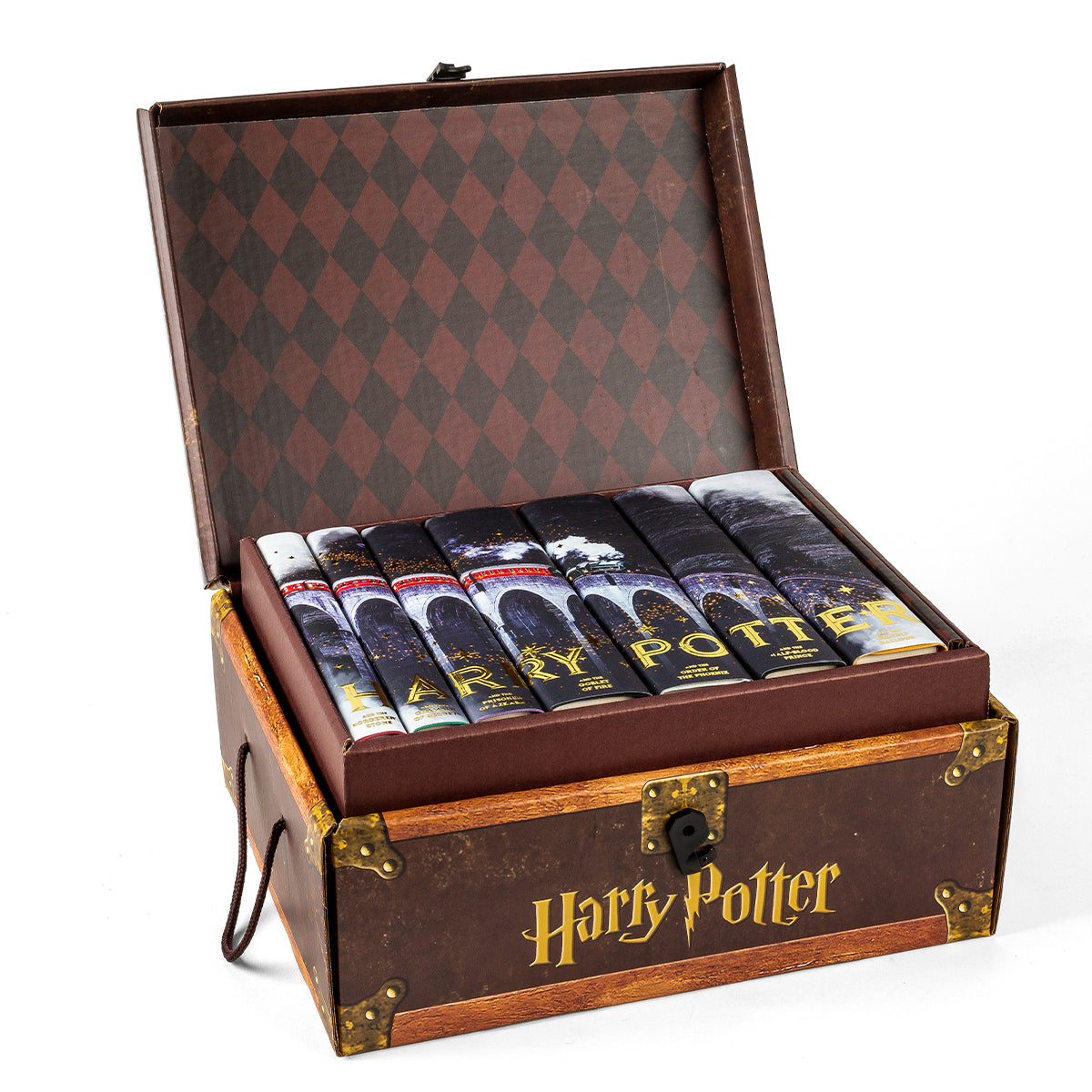 Harry Potter Train Book Set