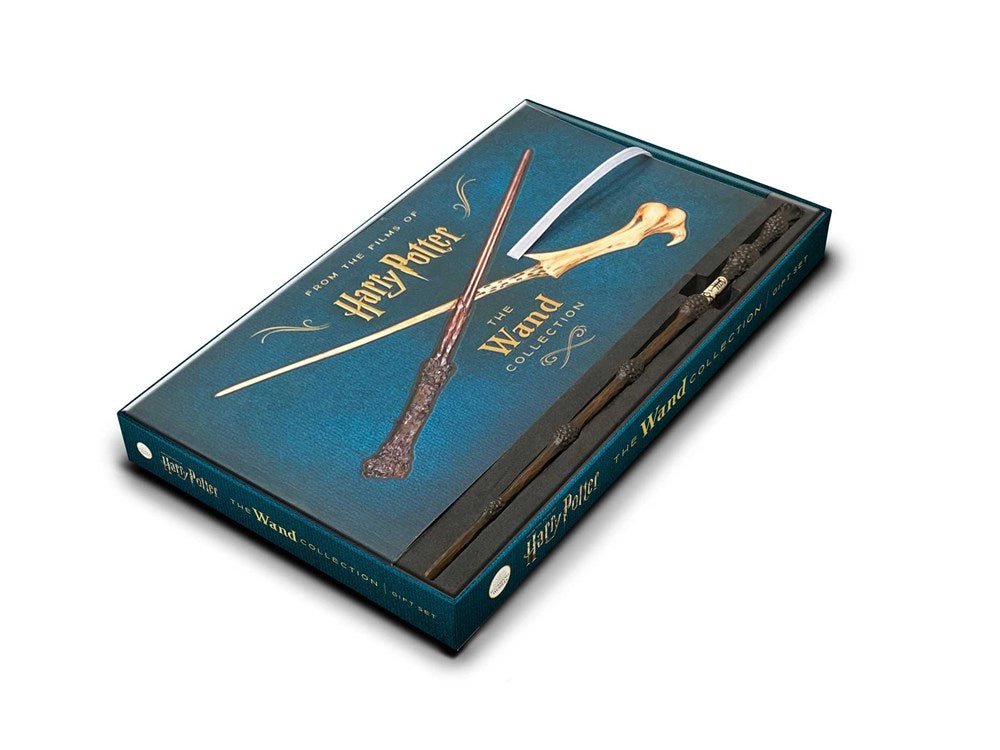 Harry Potter: The Wand Collection Gift Set