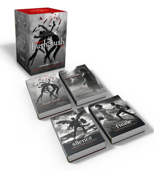 Publisher Boxed Set: The Complete Hush, Hush Saga