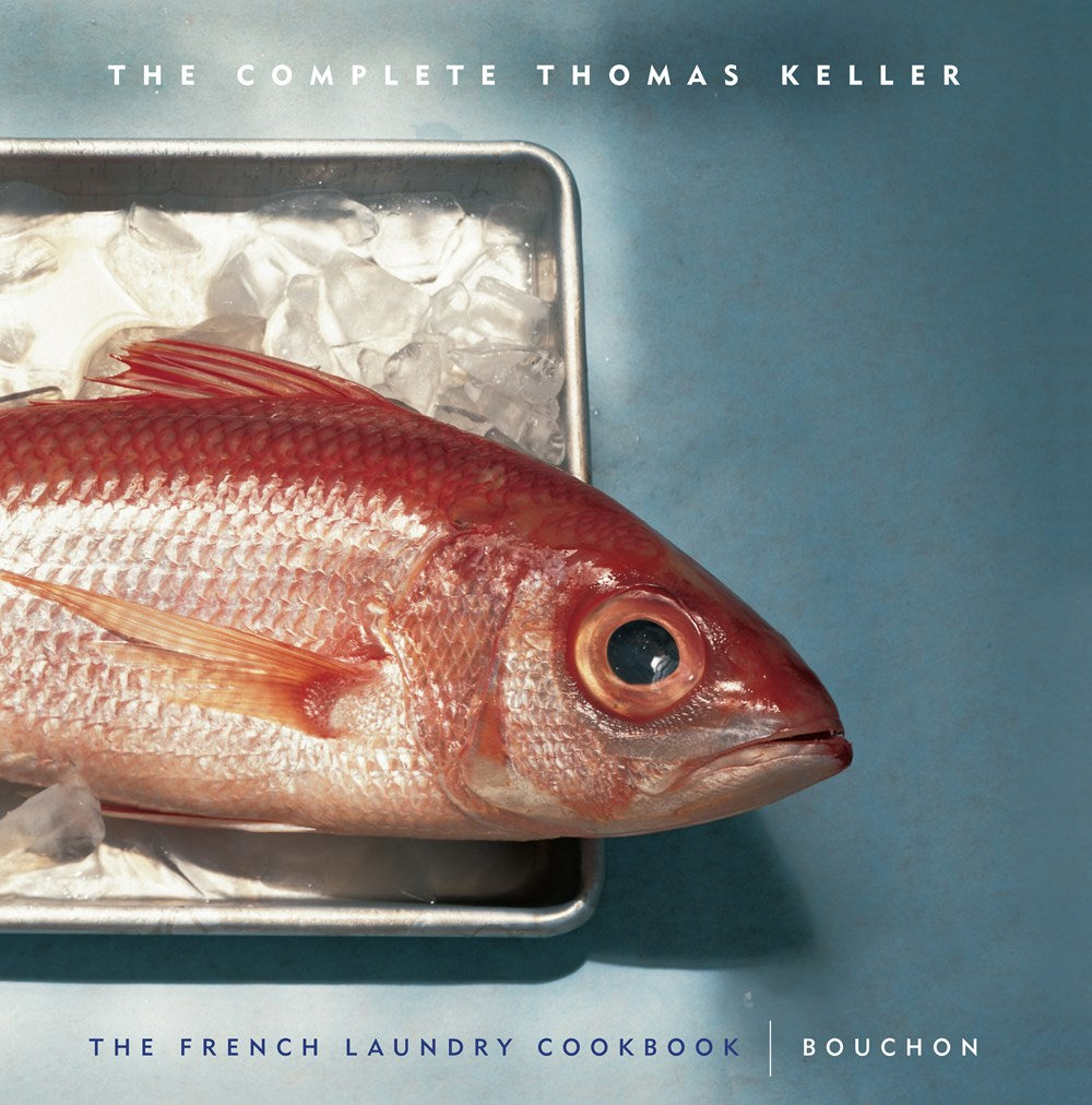 Publisher Boxed Set: The Complete Keller: The French Laundry Cookbook & Bouchon
