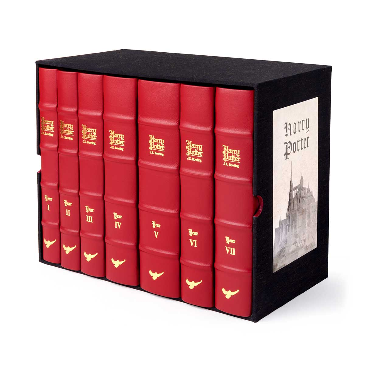 Leather Bound Harry Potter Sets
