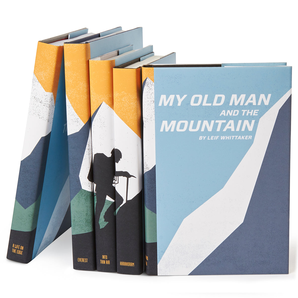 Mountaineering Book Sets