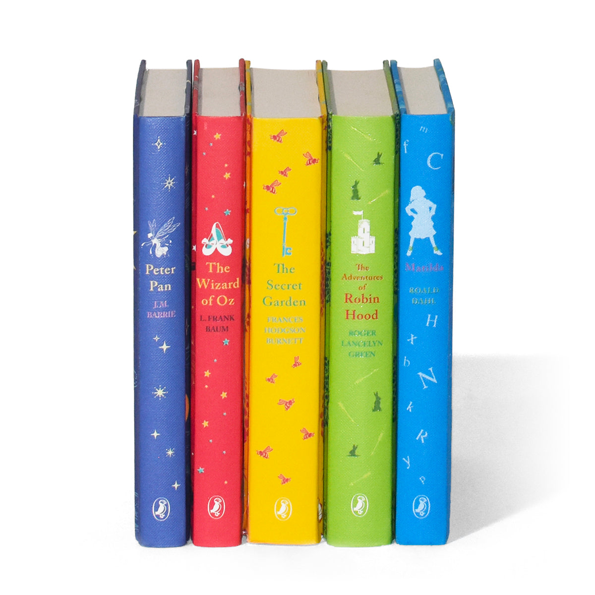 Puffin Classics - Personalized Set of 5