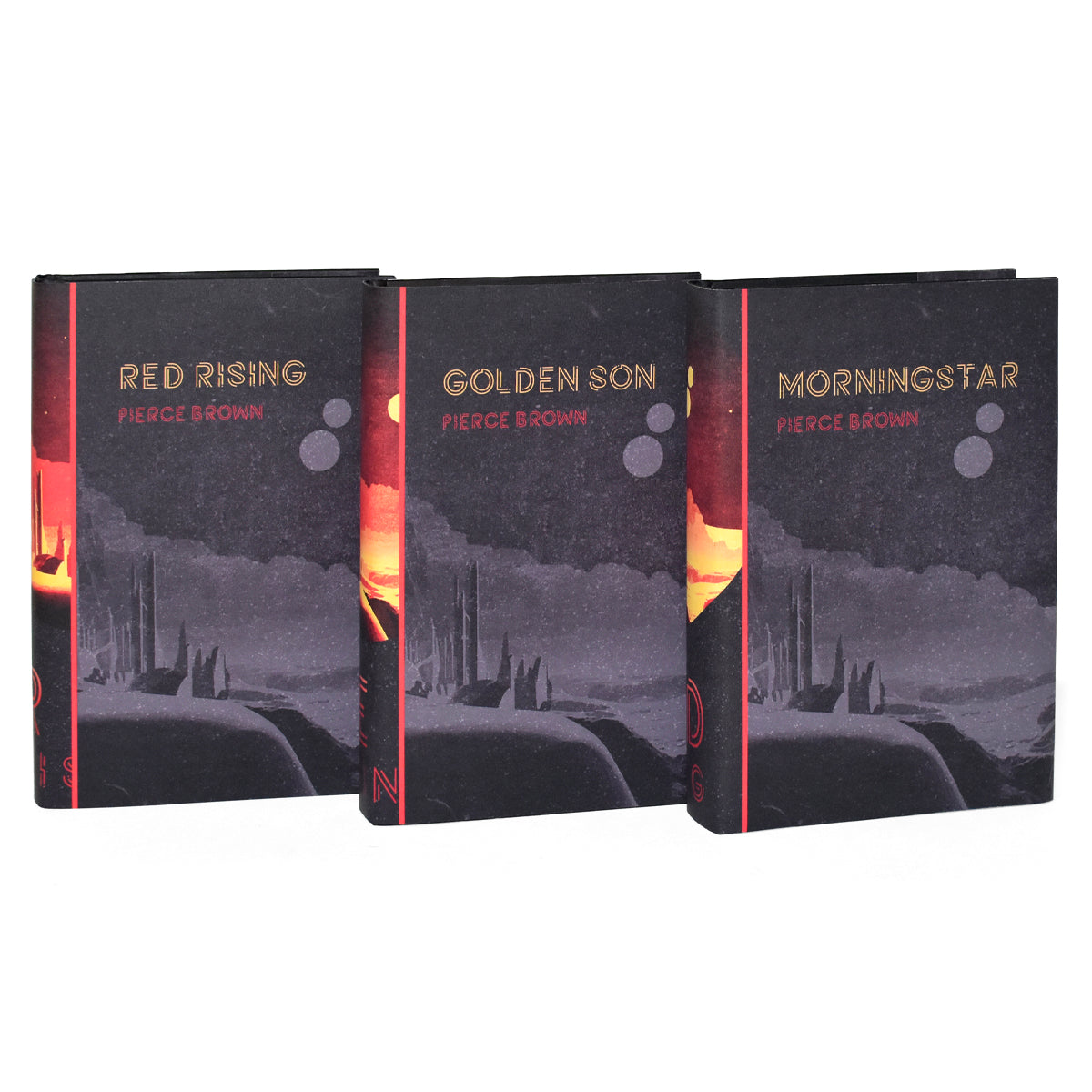 Red Rising Book Set