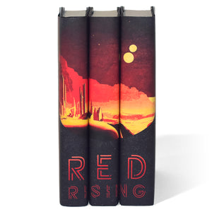 Red Rising Jackets Only Set