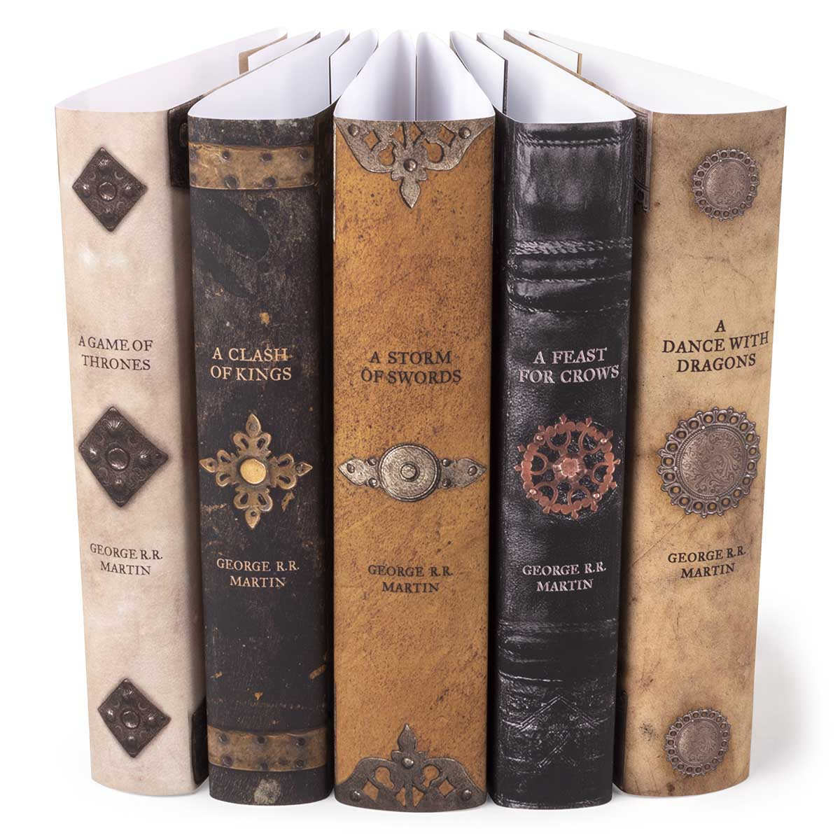 Game Of Thrones Armor Set Book Dust Jackets Only Juniper Books