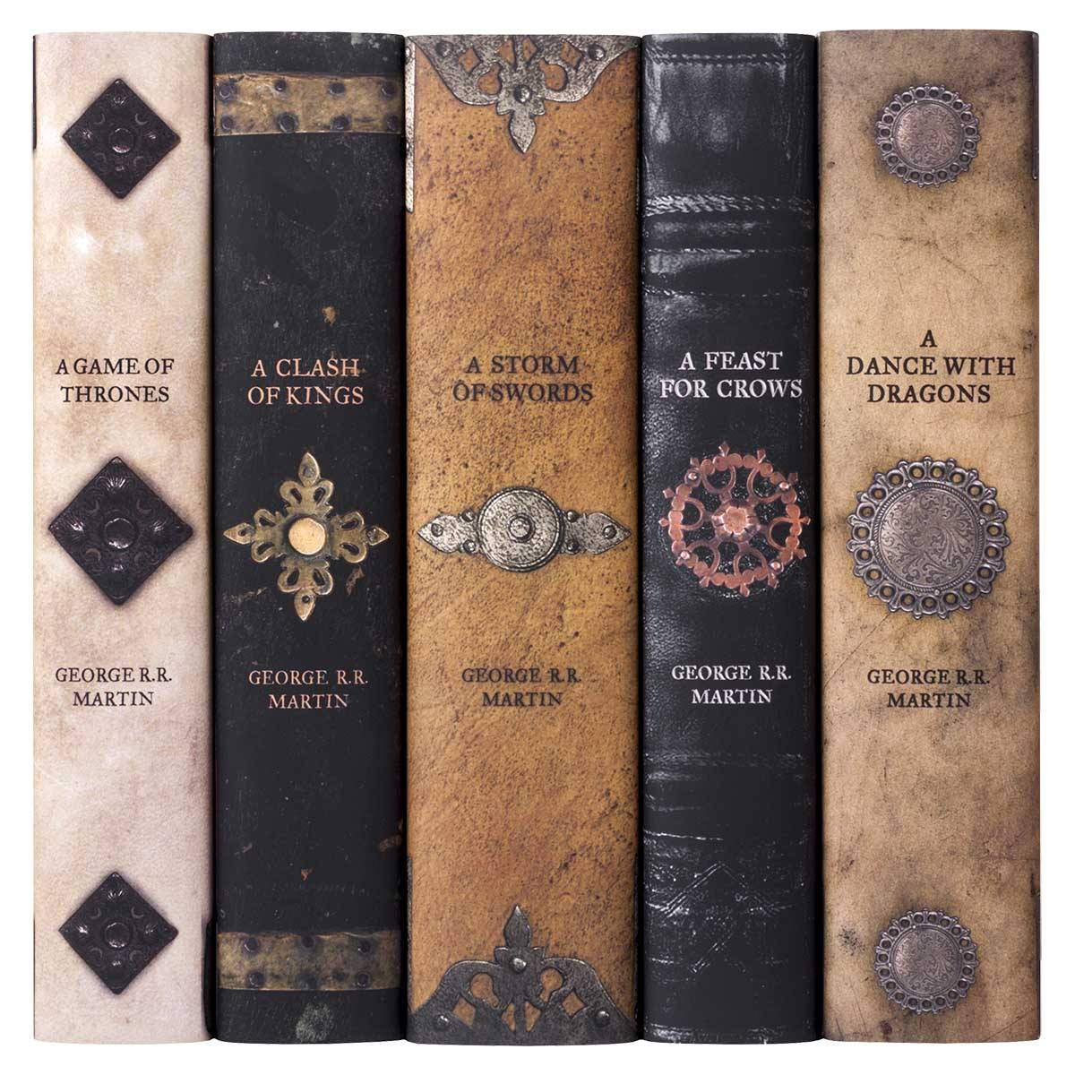 game series book of a thrones