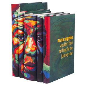 Maya Angelou Portrait Set
