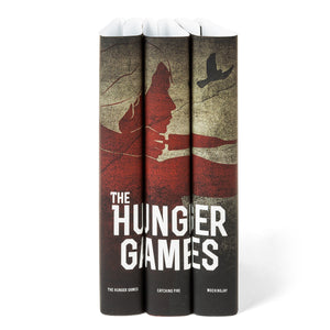 Hunger Games Trilogy - Jackets Only