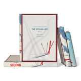 Skiing Book Set