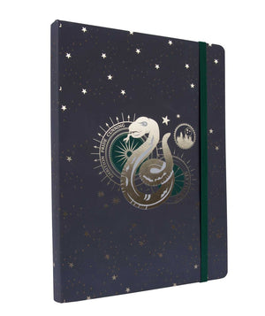 Harry Potter: Slytherin Constellation Softcover Notebook