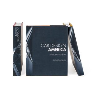 Automotive Design Book Set