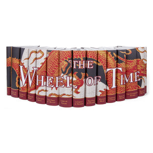 The Wheel of Time - Jackets Only Set