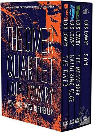 Publisher Boxed Set: The Giver Quartet