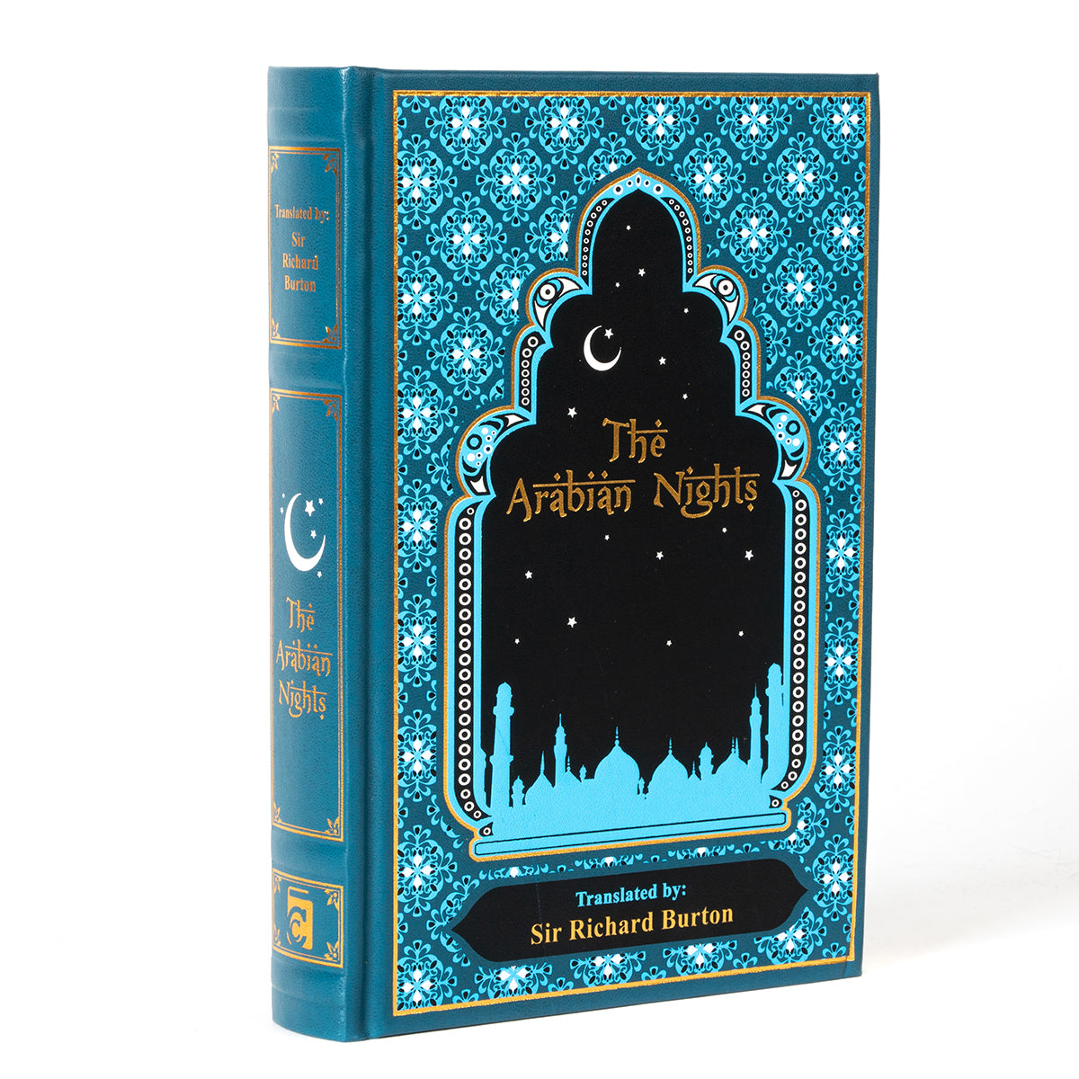 The Arabian Nights by Sir Richard Burton