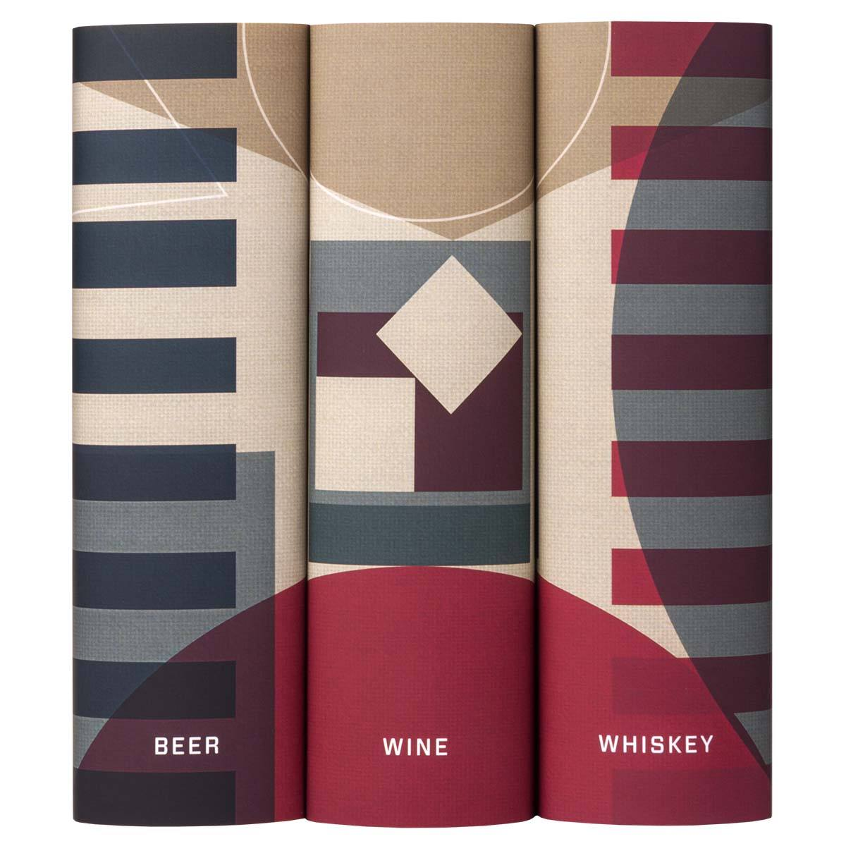 Read it and Drink 1001 Beers You Must Taste Before You Die by Adrian Tierney-Jones 1001 Wines You Must Taste Before You Die by Neil Beckett 1001 Whiskies You Must Taste Before You Die by Dominic Roskrow