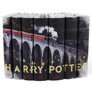 U.K. British Edition Harry Potter Train Book Set – Jackets Only