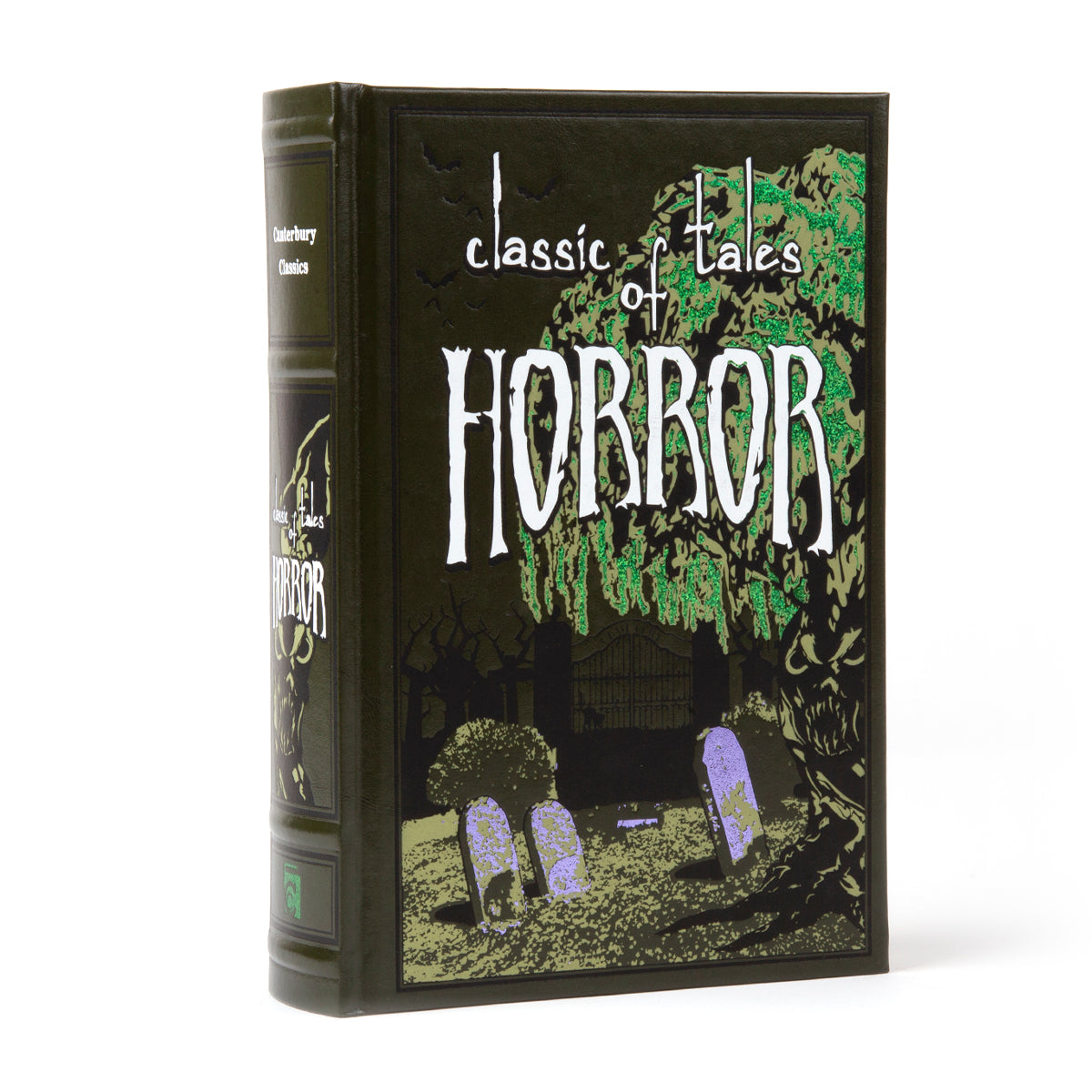 Classic Tales of Horror by Canterbury Classics