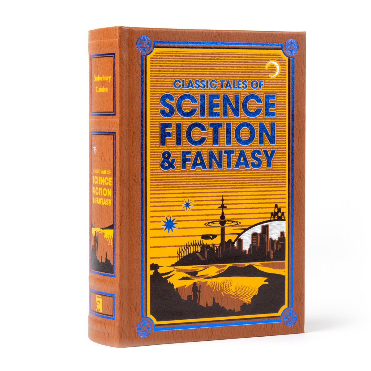 Classic Tales of Science Fiction & Fantasy by Canterbury Classics