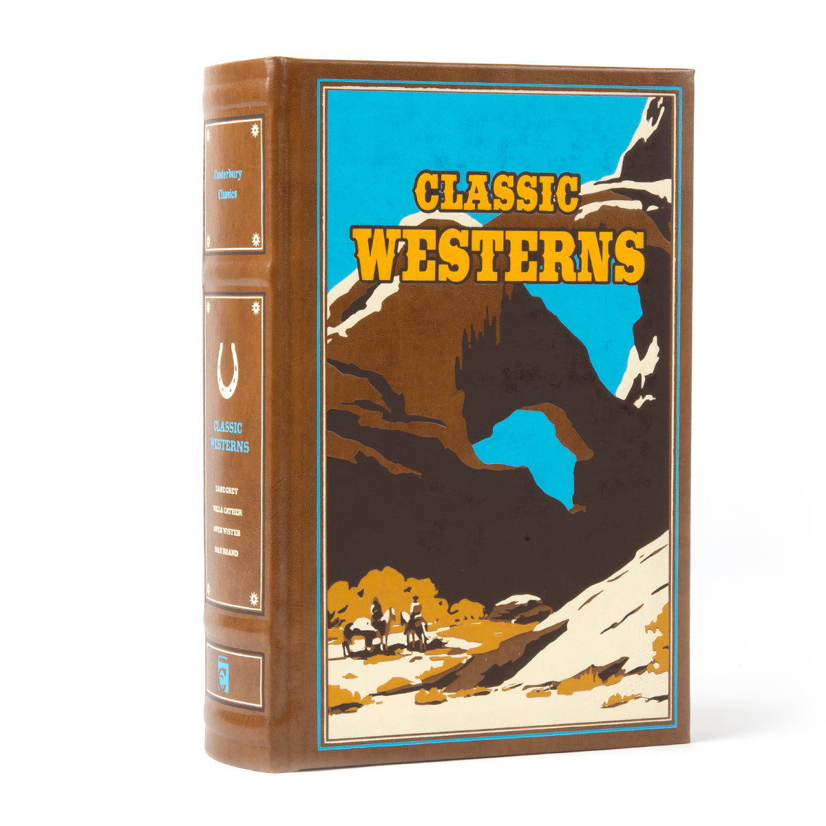 Classic Westerns by Canterbury Classics