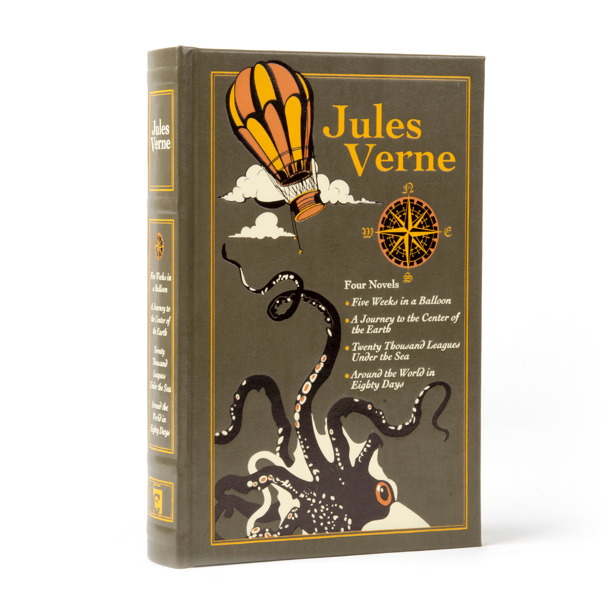 Selected Novels of Jules Verne by Jules Verne