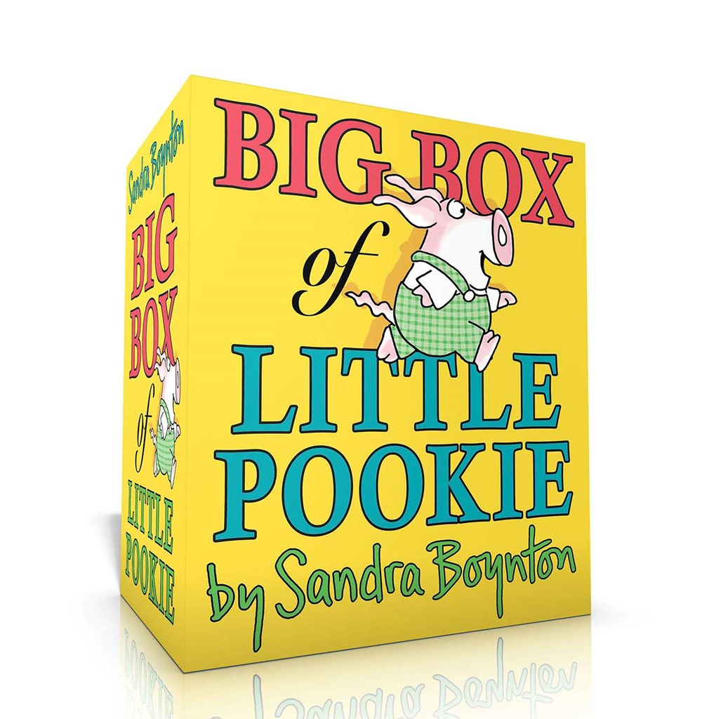 Publisher Boxed Set: Big Box of Little Pookie