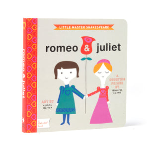 Little Master Shakespeare: Romeo & Juliet: Counting Primer