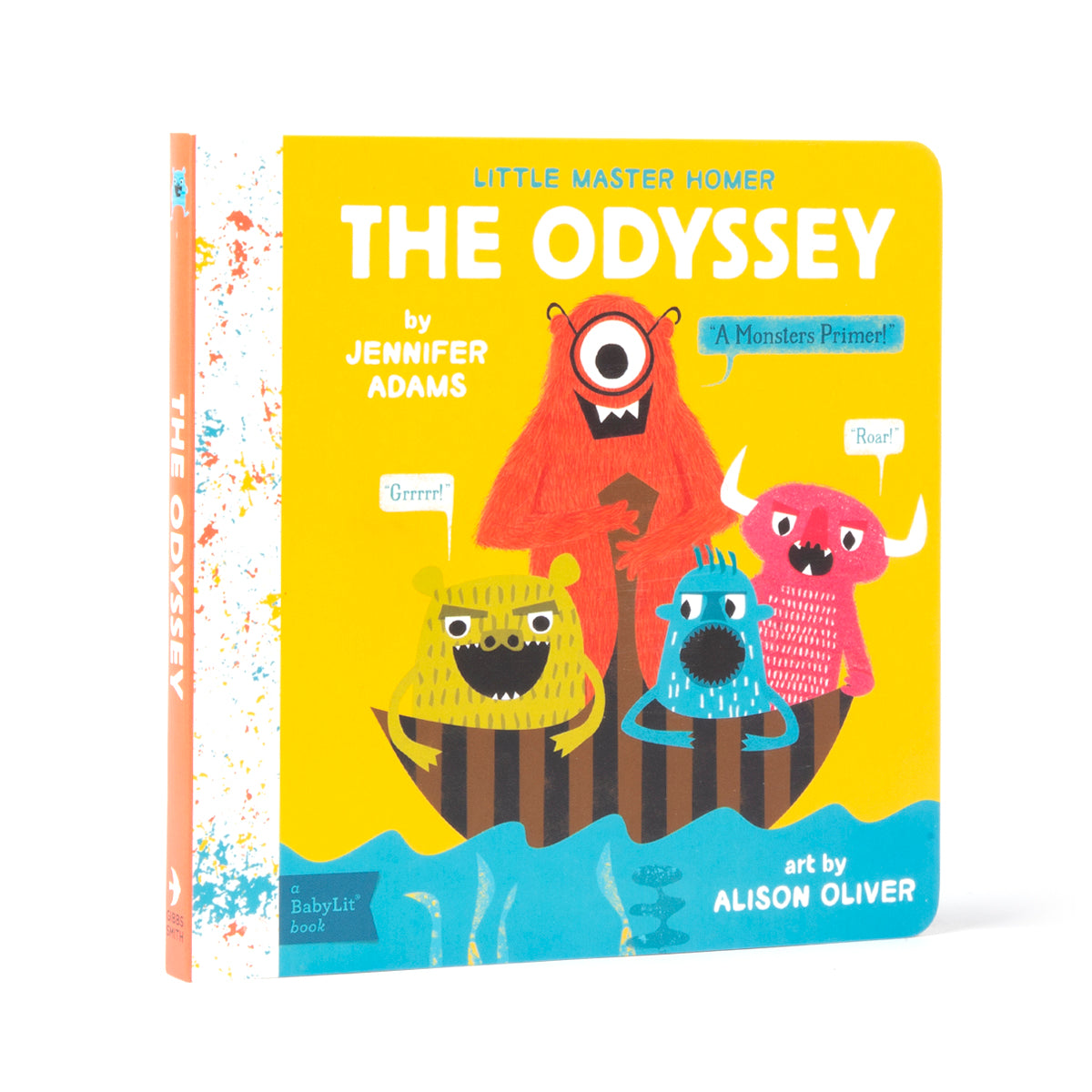 The Odyssey: Monsters Primer