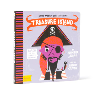 Treasure Island: Shapes Primer