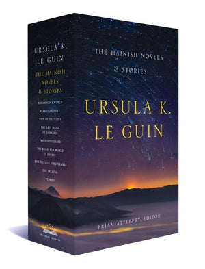 Publisher Boxed Set: Ursula K. Le Guin: The Hainish Novels and Stories
